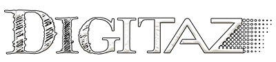 DIGITAZ Music Logo